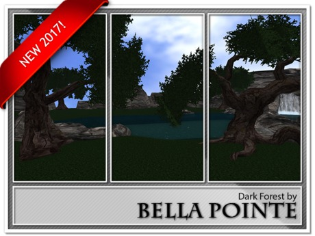 .::Bella Pointe::. Gothic Large