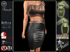 Stars - Maitreya clothes, Slink hourglass physique - Temperance outfit