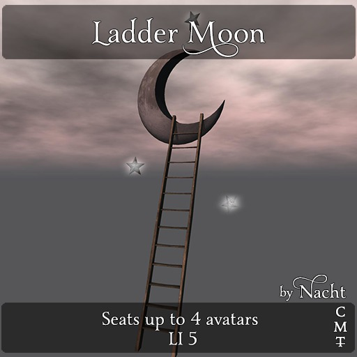 *~ by Nacht ~ Ladder Moon