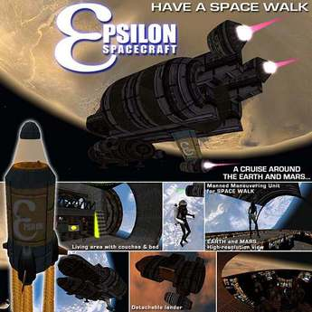 EPSILON Spacecraft