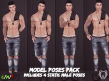 [ E V K ] Model Poses Pack
