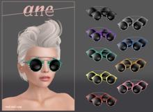 A N E Glasses - Tehe Sunglasses - FATPACK