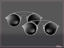 A N E Glasses - Tehe Sunglasses - Ash