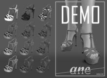 A N E Shoes - NYE Heels DEMO