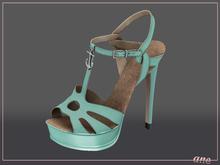 A N E Shoes - NYE Heels MINT