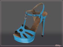 A N E Shoes - NYE Heels SKY