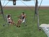Camp canopy set 002