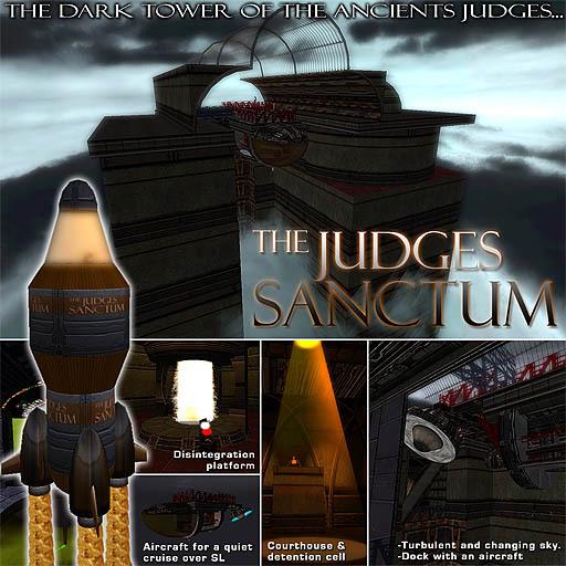 The Judges Sanctum