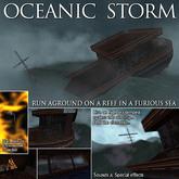 Oceanic storm