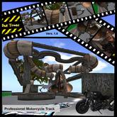 ( Skill Tracks ) Skill Track Professional Motorcycle Track