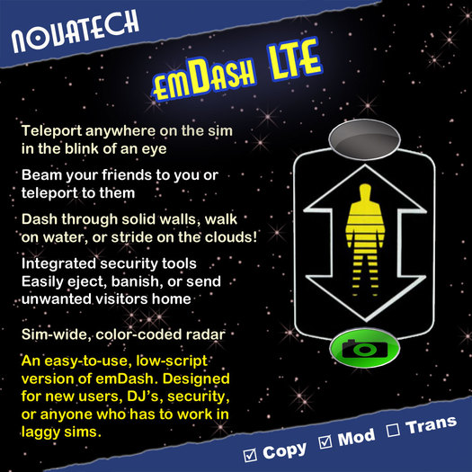 emDash LTE