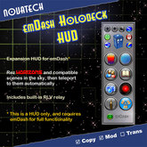 emDash -- Personal Transporter and Multi-Gadget
