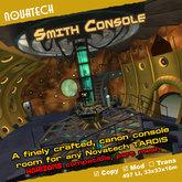 TARDIS Console Room, Smith