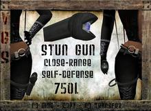 VGS STUN GUN - Self-Defense or Law Enforcement