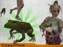 [Vaak] Froggy Pet