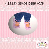 {:D:D} tiptoe balle bento rose box