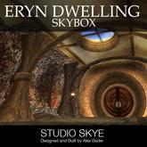 Skye Eryn Dwelling Skybox - Fantasy Fantasy Forest Home -