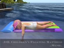 :DH: Children's  Floating Mattress