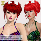 Entice - Bedrock Twist Hair - Pebbles