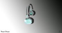 Treized Designs Platinum Headphones