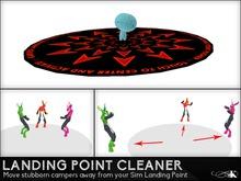 KARVED Landing Point Cleaner (AKA Sweeper, Pusher)