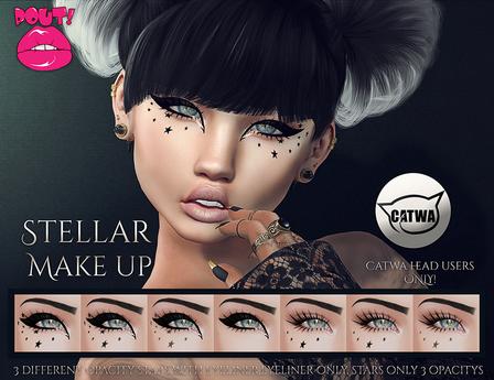 [POUT!] Stellar make up -CATWA