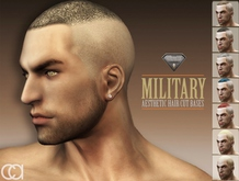 CA AESTHETIC MILITARY HAIR BASES FAT PACK