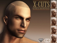 CA AESTHETIC X-CUTS HAIR BASES FAT PACK