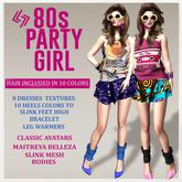LEGENDAIRE 80S PARTY GIRL