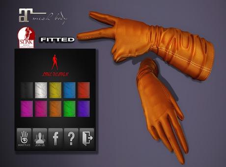 .: LIKE DESIGN :. Tali Bento Gloves