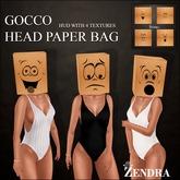 GOCCO HEAD PAPER BAG
