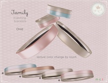 {T.T}Family Bracelets -CHILD- Bracelet HUD Auto-unpacker