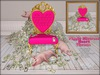 Boudoir Piggie Mistress Heart Throne