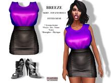 [F] Breeze Outfit Purple