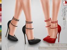 Bens Boutique - Alma High Heels - Hud Driven Maitreya,Slink(all),Belleza(all)