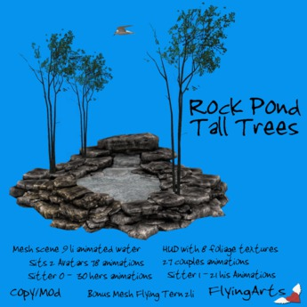 !FA! Rock Pond Tall Trees