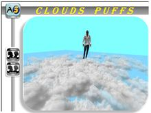 CLOUDS PUFFS