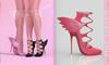 [BREATHE]-Raven Heels-Pink Yarrow-(for Slink High Feet & Maitreya Lara & Belleza)