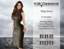 KiB Designs - Talija Dress DEMO
