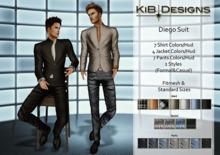 KiB Designs - Diego Suit FATPACK