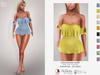 Bens Boutique - Cute Summer Outfit - Maitreya,Slink(all),Belleza(all)
