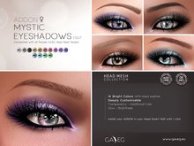 [GA.EG] Mesh Heads Addon - ES07 Mystic Eyeshadows