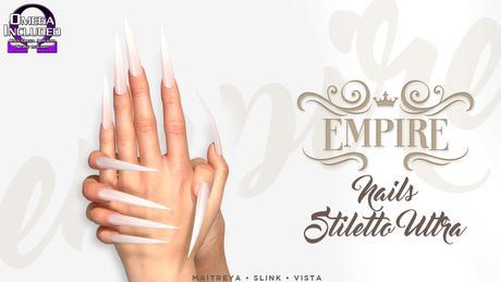 #EMPIRE - Stiletto Nails - Ultra