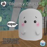 .TeaBunny. Gloomy Ghost