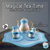 .TeaBunny. Magical Tea Time