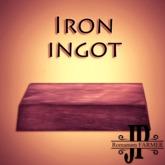 Iron ingot [G&S]