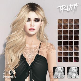 TRUTH Cheri - Brunette