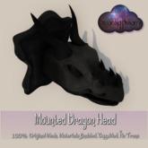 .::DD::. Mounted Dragon Head