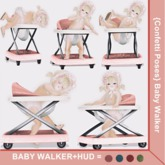 {Confetti Poses} Baby Walker