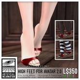 [Ai] High Feet for Avatar 2.0